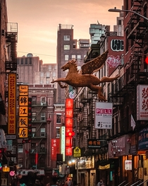 China Town NYC  Instagram sayanzd