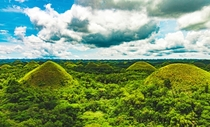 Chocolate Hills - Bohol The Philippines
