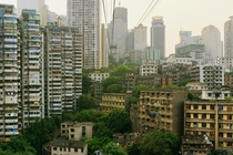 Chongqing China by Raphael Olivier