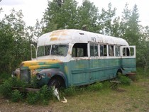 Chris McCandless Magic Bus Alaska