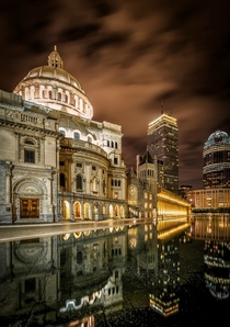 Christian Science Plaza Boston