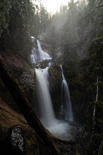 Christmas Eve Hike - Gifford Pinchot National Forest WA