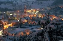Christmas in Alsace France