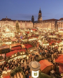 Christmas in Dresden by magictiron