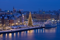 Christmas in Stockholm