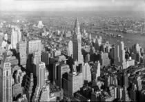 Chrysler Building and Midtown Manhattan