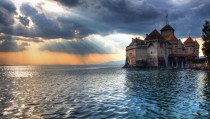 Chteau de Chillon Switzerland