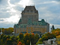 Chteau Frontenac Quebec City Designed by Bruce Price