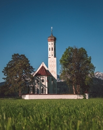 Church in Bavaria Germany  nicoshoot