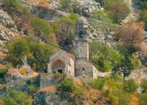 Church of Our Lady of Remedy Est Kotor Montenegro