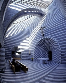 Church of San Giovanni Battista St John the Baptist Switzerland - Mario Motta