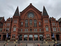 Cincinnati Ohio Music Hall