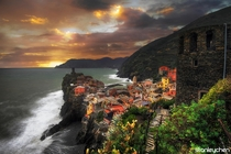 Cinque Terre Italy  photo by Stanley Chen Xi