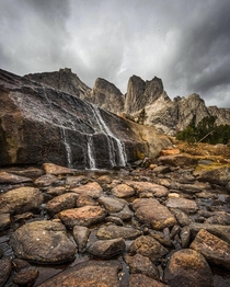 Cirque of the Towers Wyoming USA natureprofessor