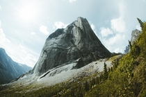 Cirque of the Unclimbables Northwest Territories Canada