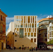 City Hall Murcia Spain designed by Rafael Moneo