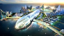 city Koreas latest tourism project to rival Dubai