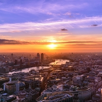 City Skyline London