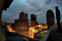 City Watch Dayton Ohio Feeling like Batman