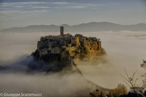 Civita di Bagnoregio The Dying City Italy Photo by Giuseppe Scaramucci