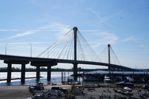 Clark Bridge in Alton Illinois