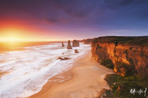 Classic Twelve Apostles Great Ocean Road Australia  x