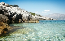 Clear Water Near Puia Croatia