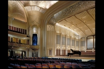 Clevelands Severance Hall built in  by Walker and Weeks