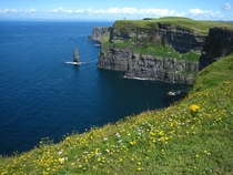Cliffs of Moher  Co Clare Ireland