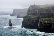 Cliffs of Moher - Co Clare Ireland