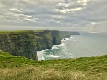 Cliffs of Moher CoClare Ireland