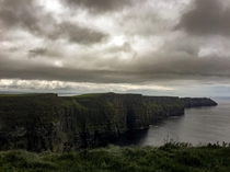Cliffs of Moher - from OBriens tower to Hags Head   x