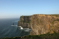 Cliffs of Moher Ireland at Sunset