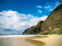 Cliffside Beach at Waimea HI
