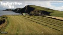 Clifftop Silage Cutting on the Wild Atlantic Way
