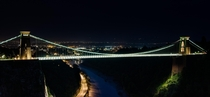 Clifton Suspension Bridge - Bristol England