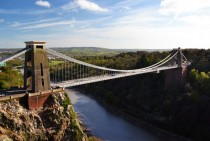 Clifton Suspension Bridge Bristol UK
