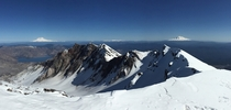 Climbed Mount St Helens WA a Few Weeks Back Heres the Summit