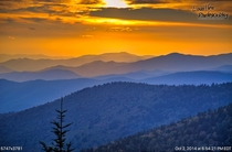 Clingmans Dome Bryson City NC   OC