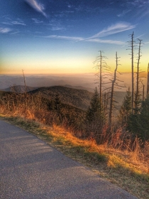 Clingmans Dome TN