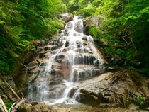 Cloudland Waterfall in the White Mountains