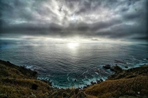 Cloudy Afternoon at Big Sur California  IG GiorgioSuighi