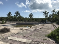 Club Med Eleuthera Bahamas Destroyed by hurricane Andrew in