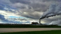 Coal-fired power plant  Pleasant Prairie WI  OC