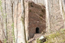 Coal mining ruins found on a recent hike