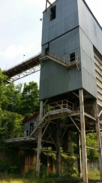 Coal Tipple Artemus KY  OC J Rutledge