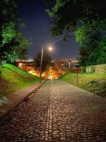 Cobblestone in Richmond VA