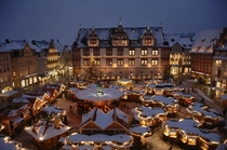 Coburg Germany- Christmas Market