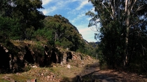 Coke ovens at Newnes NSW Australia x