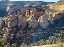 Coke Ovens Overlook Grand Junction Colorado
